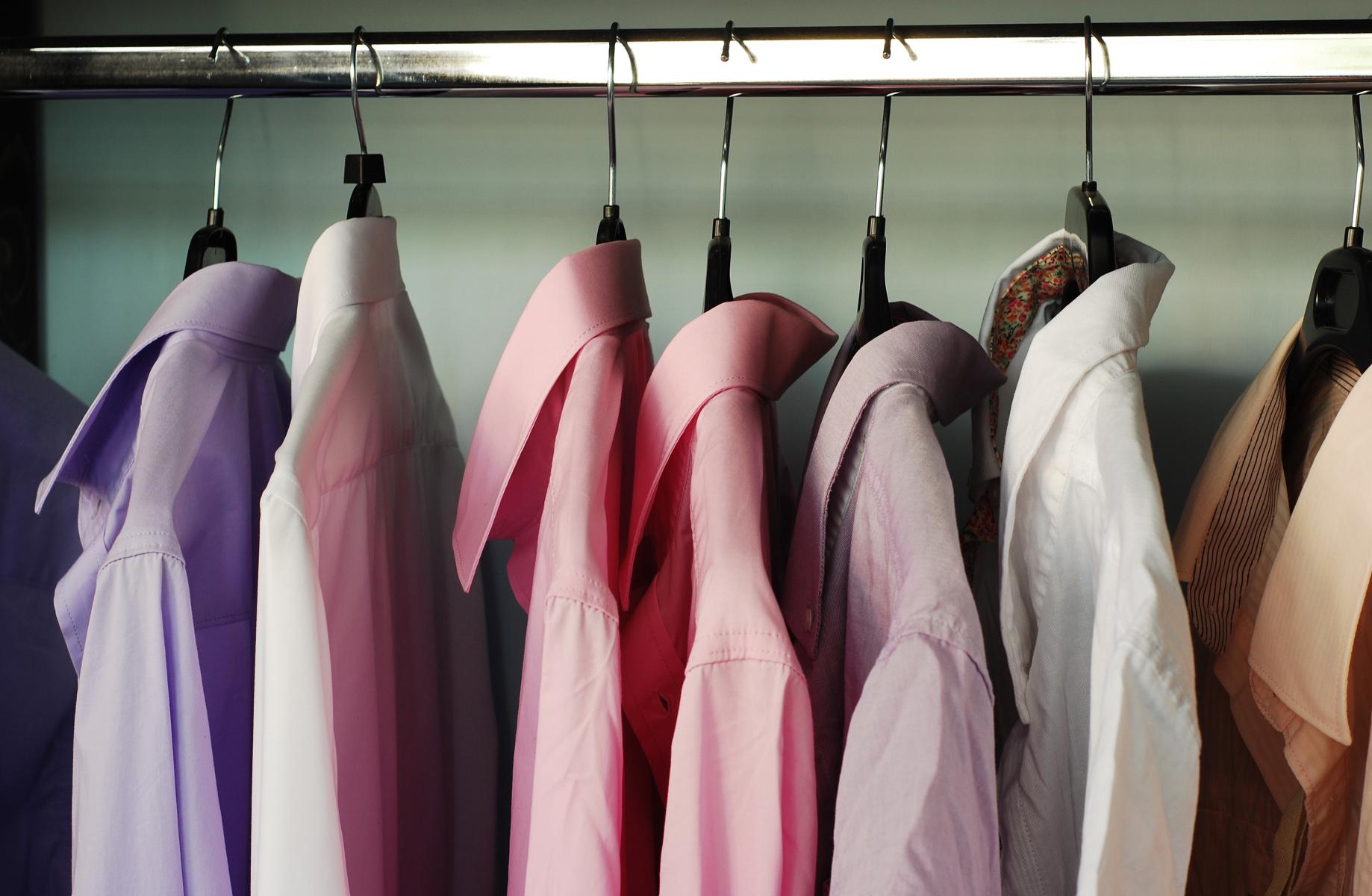 Finansiera en ny garderob